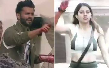 Bigg Boss 14 SPOILER ALERT: Rahul Vaidya And Nikki Tamboli Get Into A Fight During Ticket To Finale Task; Former Says 'Guys, Make Sure She Is Out'