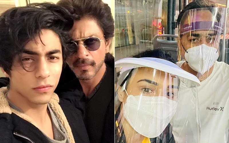 IPL 2021 Auction: Shah Rukh Khan's Son Aryan Khan Attends The Mega Event; Preity Zinta Shares A Pic Of Her After Reaching Chennai