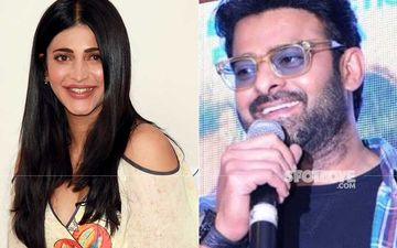 Shruti Haasan On Working With Salaar Co-Star Prabhas: 'He's A Really Warm And Dedicated Person And It's A Lot Of Good Energy'