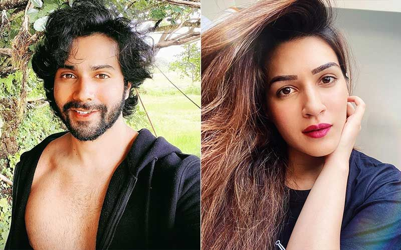Bhediya First Look: Varun Dhawan And Kriti Sanon Reunite For The Horror-Comedy; Stree Actress Shraddha Kapoor Gives A Sneak-Peek