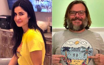 Katrina Kaif Performs Jack Black's Carefree #StayAtHome Dance Routine; Drops Video And Hopes To Do A Duet With The Actor-WATCH