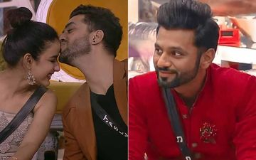 Bigg Boss 14: Jasmin Bhasin Says Rahul Vaidya Has Snatched Aly Goni From Her; Reveals Her BF And Vaidya 'Are Sending Kisses To Each Other'