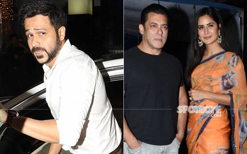 Tiger 3: Emraan Hashmi On Him Being A Part Of Salman Khan And Katrina Kaif Starrer; Reacts 'Ask Tiger If I'm Doing The Film Or Not'