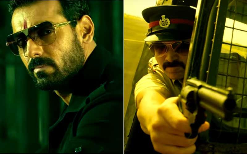 Mumbai Saga Trailer OUT: John Abraham And Emraan Hashmi's Gangsta Vs Cop Drama Promises Power-Packed Action Sequences And Entertainment-WATCH Video