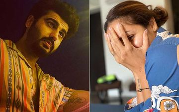 Malaika Arora Reveals 'Baby' Got Her 'Blushing' Away In Latest Pic Post; Is Arjun Kapoor The Reason?