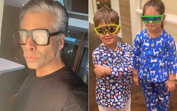 Karan Johar Wishes Kids Yash-Roohi On Birthday: Shares An Adorable Video Of Twins Criticising His Wardrobe; 'The Fashion Critics Are Back To Roast Me'