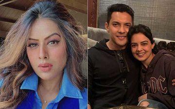 Nia Sharma Hosts Aditya Narayan And Wife Shweta Agarwal For Dinner; Actor Shares A Cute Pic Of The Newlyweds