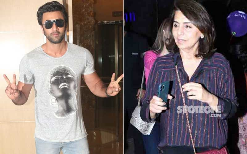 A Day After Ranbir Kapoor Tests Positive For COVID-19, Neetu Kapoor Shares A Corona Quilt As The City Fights Back Against The Virus