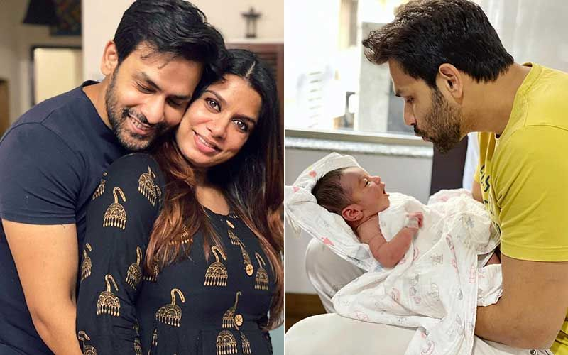 Naman Shaw And Wife Nehaa Mishra Blessed With First Child; Kasamh Se Actor Shares Glimpse Of Baby Boy 'Krivaan'