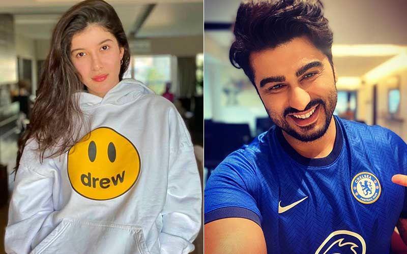 Shanaya Kapoor Dresses Up In Justin Bieber's Brand Hoodie; Arjun Kapoor Styles His Cousin's Cutesy Look