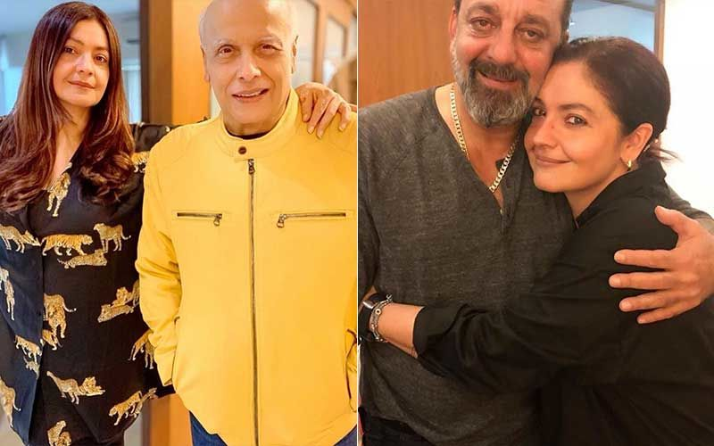 Pooja Bhatt Shares The Advice Father Mahesh Bhatt Gave Her When She Had To Kiss Sanjay Dutt; Opens Up About Lessons She Learnt On Sets Of Film Sadak