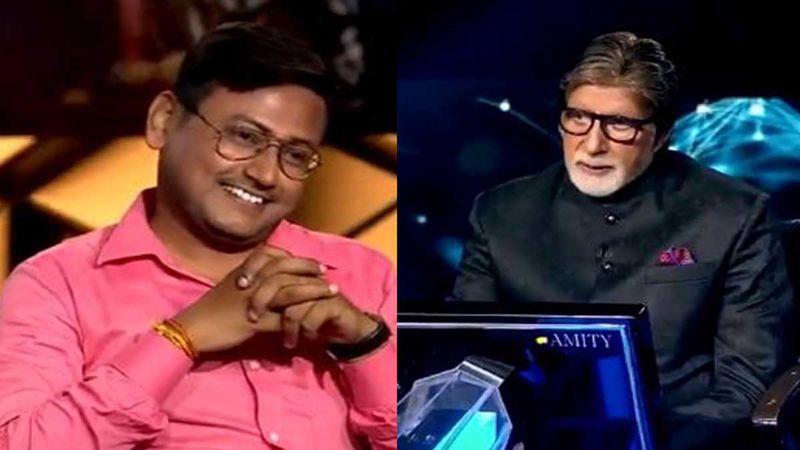 Kaun Banega Crorepati 11: Amitabh Bachchan's Show Gets It's Third Crorepati, Gautam Kumar Jha Wins 1 Crore Prize Money