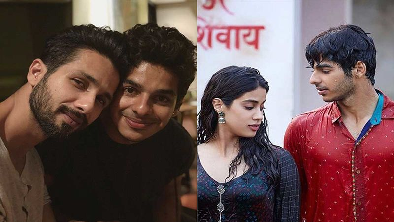 Kabir Singh Star Shahid Kapoor Has A Relationship Advice For His Brother Ishaan Khatter And Janhvi Kapoor