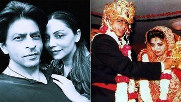 Shah Rukh Khan-Gauri Khan 28th Wedding Anniversary: SRK Lied To Gauri's Parents, Told Them He's A Hindu While Proposing For Marriage