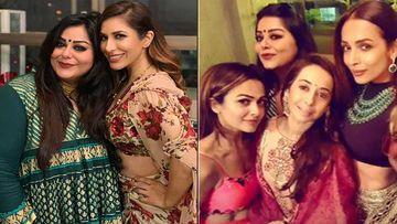 Diwali 2019: Malaika Arora, Kajol, Amrita Arora, Sophie Choudry Attend Mallika Bhatt's Diwali Bash