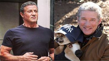 Richard Gere And Sylvester Stallone Once Almost Lost Their Cool Over Princess Diana