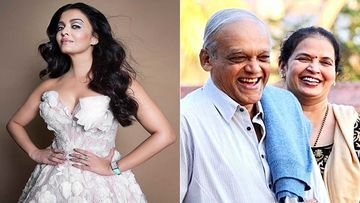 Aishwarya Rai Bachchan Thanks Parents Krishnaraj Rai And Vrinda Rai For Their Unconditional Love And Blessings on Her Birthday