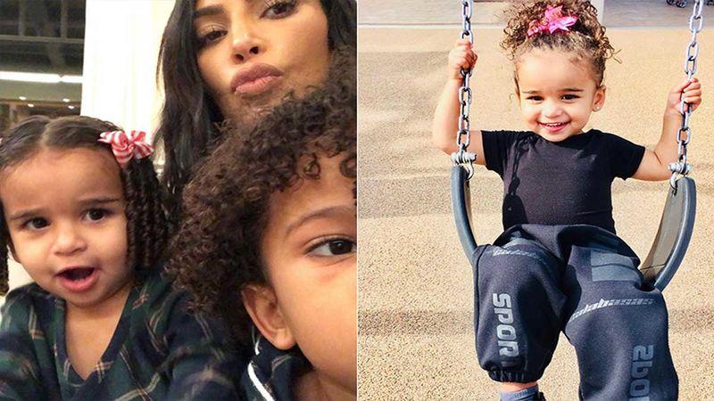 Kim Kardashian Wishes Rob Kardashian's Daughter Dream Renee Kardashian As The Little One Turns 3