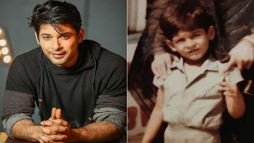Happy Children's Day 2019: Bigg Boss 13 Contestant Sidharth Shukla's Aww-Dorable Childhood Picture Is Unmissable