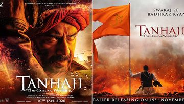 Tanhaji The Unsung Warrior Motion Poster: Ajay Devgn Reveals The Date Of The Trailer Release