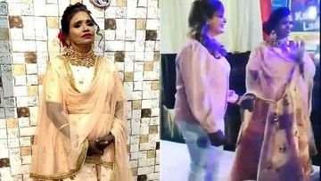 Day After Internet Sensation Ranu Mondal Is Trolled For OTT Make-Up, A Video Of Her Cat Walking On 'Jalwa' Emerges