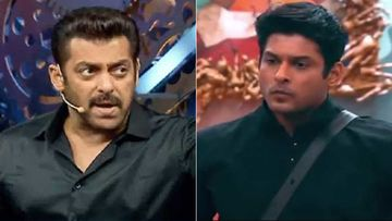 Bigg Boss 13 Weekend Ka Vaar Salman Khan Threatens Sidharth