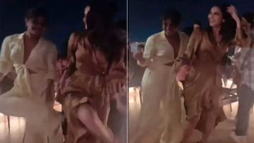 Priyanka Chopra Jonas And Vaani Kapoor Grooving To The Beats Of Song Ghungroo Is All Things LIT- Watch Video