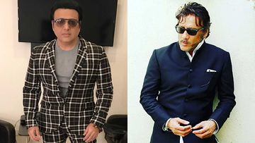 Govinda And Jackie Shroff Fined Rs 20,000 For Endorsing A Pain Relieving Oil