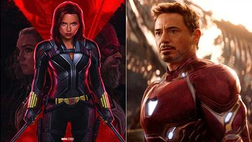 Tony Stark AKA Iron Man To Be Seen In Black Widow's Trailer; LEAKED Pics Prove Robert Downey Jr's Cameo