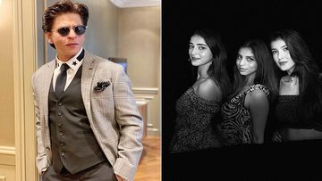 Shah Rukh Khan Is All For Girl Power As He Supports Suhana, Ananya Panday And Shanaya Kapoor Against Aryan Khan- Watch Throwback Video