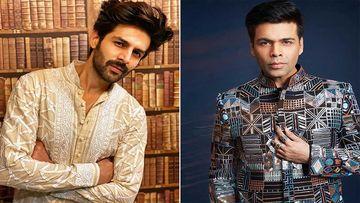 Kartik Aaryan Reveals 'Dharma Rivaaz' That Every Actor Has To Go Through And It Involves Karan Johar