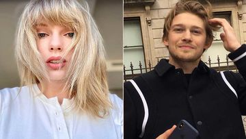 Cats Premier: Taylor Swift Gets Clicked In A Rare Appearance Holding Hands With Joe Alwyn