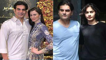 Arbaaz Khan's Girlfriend Giorgia Andriani Compares Son Arhaan Khan To Salman Khan From 'Maine Pyaar Kiya'