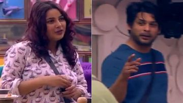 Bigg Boss 13: Sidharth Shukla- Shehnaaz Gill Indulge In English Vinglish; Says 'I Can Do Anything Baby'- Video