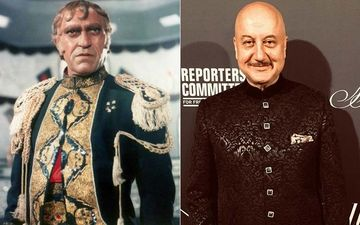 Not Amrish Puri, But Anupam Kher Was The Original Choice For Mogambo In Mr India