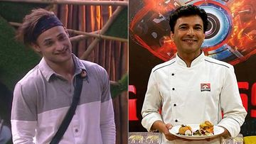Bigg Boss 13: Michelin Star Chef Vikas Khanna Cooks For HMs, Praises Asim Riaz After Contestant Offers Him First Bite
