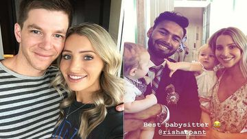 Australian Cricketer Tim Paine Reveals His Wife Got A Million New Indian Followers After 'Babysitter' Pic With Rishabh Pant