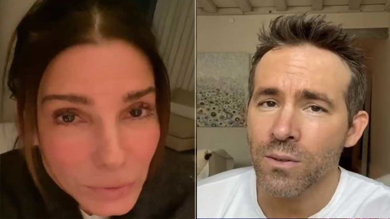 Ryan Reynolds - Sandra Bullock Make 'The Proposal' Granny Betty White's 98th Birthday Special With A Sweet Video