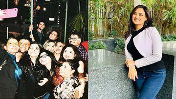 Kasautii Zindagi Kay 1 Actress Shweta Kawaatra Reunites With Her Old Cast Sans Shweta Tiwari