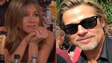 SAG Awards 2020: Brad Pitt Stops To Watch Jennifer Aniston Give Her Acceptance Speech; Endearing Video Is Unmissable