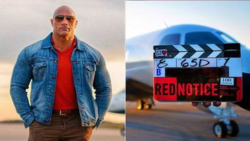 Red Notice: Dwayne Johnson Shares A Day 1 On Location Pick; Kick-Starts Shooting For Film Starring Ryan Reynolds