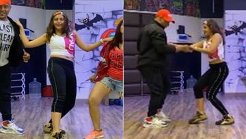 Surbhi Chandna Grooves With Sexy Moves To A Punjabi Song; Shows Off Her Zumba Workout In The Sexiest Way Possible