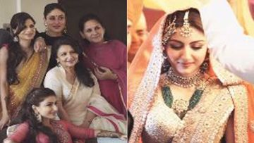 Royalty And Riches: Seek Bridal Dressing And Jewelry Inspiration From The Pataudis - Soha Ali Khan, Kareena Kapoor Khan And Sharmila Tagore