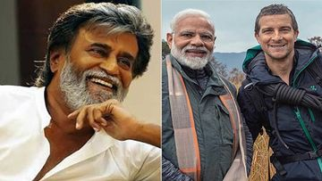 Man Vs Wild With Bear Grylls: After Prime Minister Narendra Modi, Megastar Rajinikanth To Shoot For An Episode