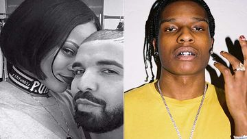 Weeks After Rihanna Was CAUGHT ON CAMERA Getting Cosy With Ex Drake, She Is Now Dating Rapper A$AP Rocky
