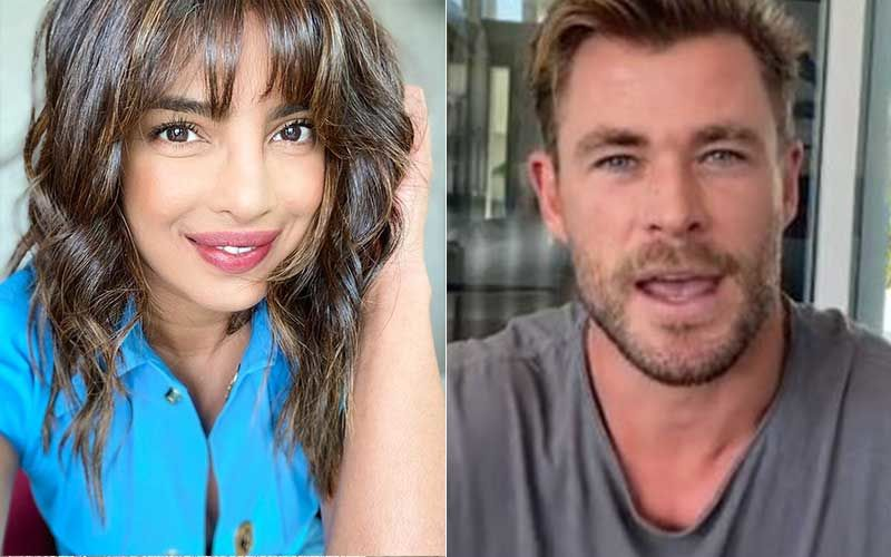 Priyanka Chopra Jonas And Chris Hemsworth Talk About Climate Crisis; Actors Share What Drives Them To Fight For Climate Justice