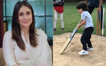 Kareena Kapoor Khan Asks If There's Any Place In IPL 2020 For Son Taimur Ali Khan; TimTim Following Grandpa Tiger Pataudi's Footsteps?