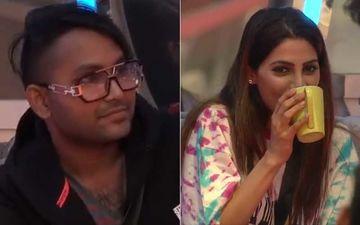 Bigg Boss 14: Jaan Kumar Sanu Says 'I Love You Yaar' To Nikki Tamboli; She Calls Him 'Bhaijaan'-WATCH