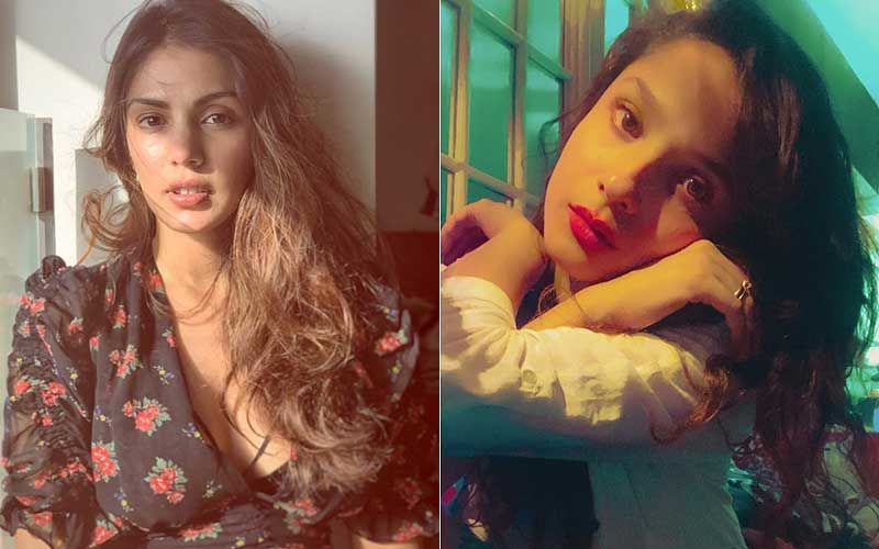 Rhea Chakraborty To File A Defamation Case Against Late Sushant Singh Rajput's Former Ladylove Ankita Lokhande? Report