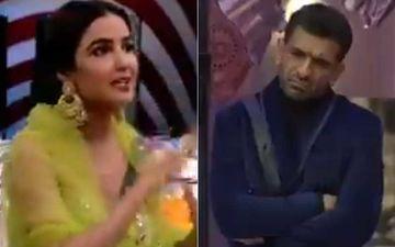 Bigg Boss 14 Weekend Ka Vaar: Jasmin Bhasin Accuses Eijaz Khan Of Physically Intimidating Contestants; Both Get Into An Argument In Front Of Salman Khan
